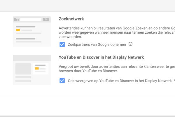 Google Shopping advertenties - campagne instellingen - Youtube