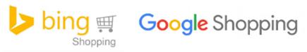 Bing Shopping en Google Shopping complementerend aan elkaar